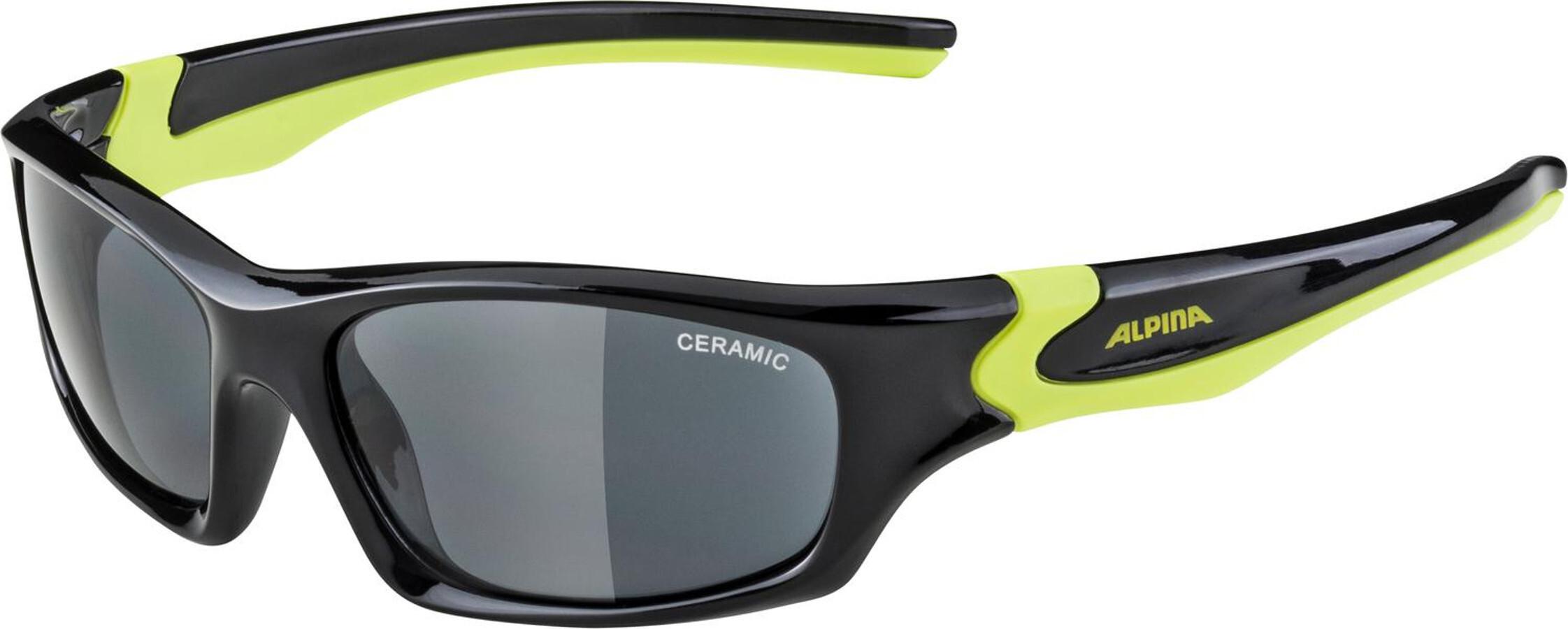 c99b0b2ba5 Alpina Flexxy - Gafas ciclismo Niños - amarillo/negro | Bikester.es